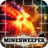 Minesweeper: Fire Fantasy icon
