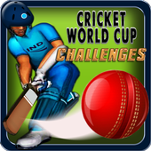 Cricket World Cup Challenges icon