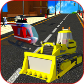 Extreme Toy Car Traffic Racing Stunt Simulator icon