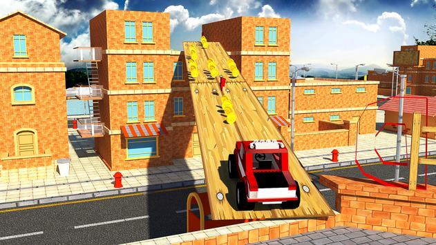 Extreme Toy Car Traffic Racing Stunt Simulator poster