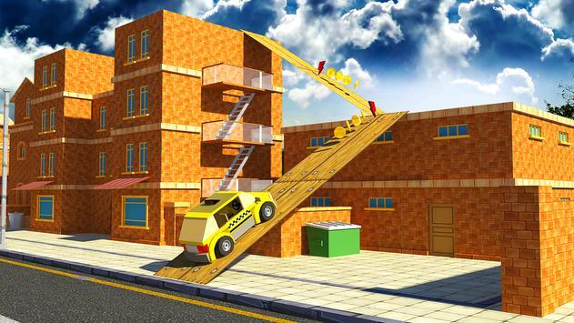 Extreme Toy Car Traffic Racing Stunt Simulator screenshot 11
