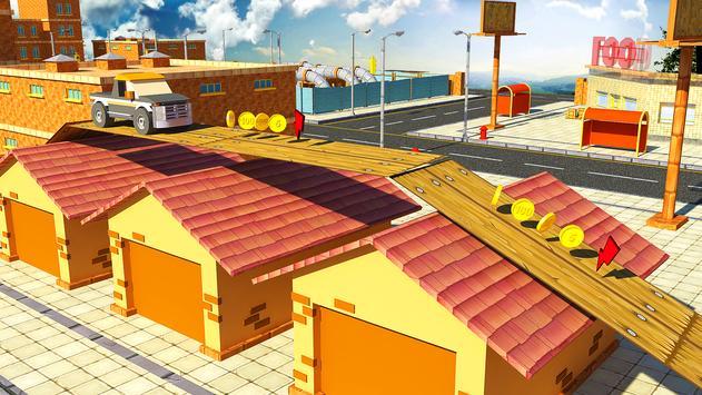 Extreme Toy Car Traffic Racing Stunt Simulator screenshot 12