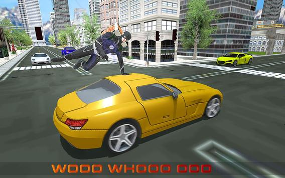 Flash Speed Hero Pizza Delivery Duty screenshot 9