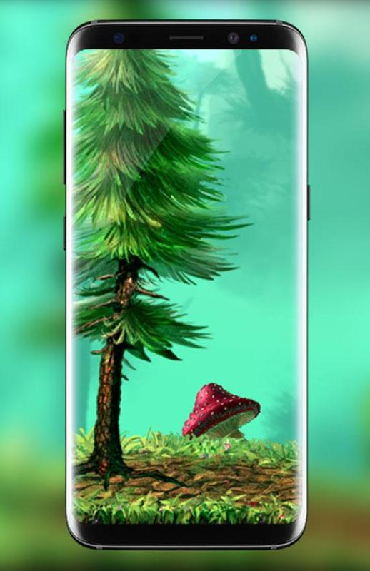 Forest Live Wallpaper 2018 Hd Background Nature 3d For Android Apk