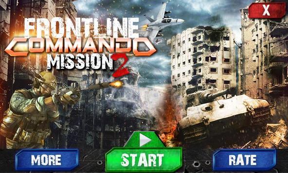 Frontline Commando Missions 2 poster