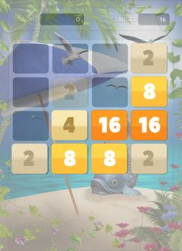2048: California Dreamin apk screenshot