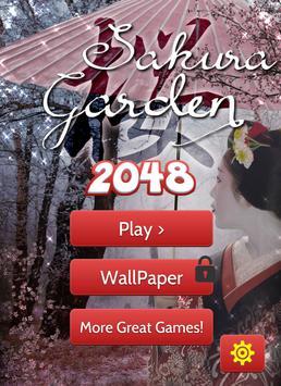 2048: Sakura Garden poster