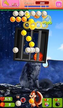 Hidden Bubbles: Cat Tailz screenshot 2