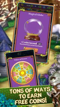 Mahjong Blitz - Land of Knights & Dragons screenshot 4