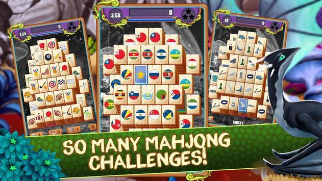 Mahjong Blitz - Land of Knights & Dragons screenshot 14