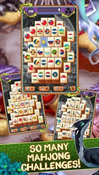 Mahjong Blitz - Land of Knights & Dragons screenshot 1