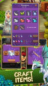Mahjong Blitz - Land of Knights & Dragons screenshot 2