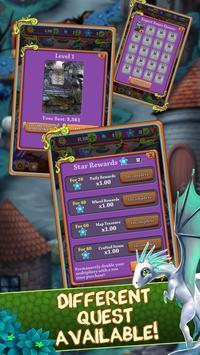 Mahjong Blitz - Land of Knights & Dragons screenshot 3