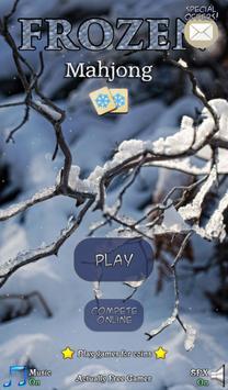 Hidden Mahjong: Frozen poster