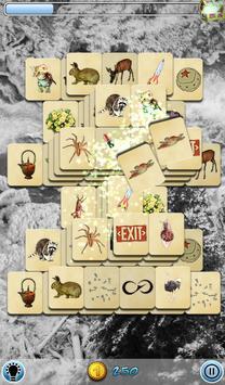 Hidden Mahjong: Frozen screenshot 1