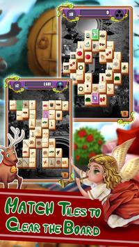 Christmas Mahjong screenshot 7