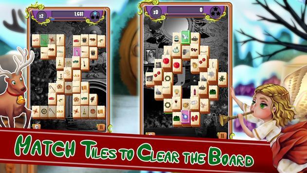 Christmas Mahjong poster