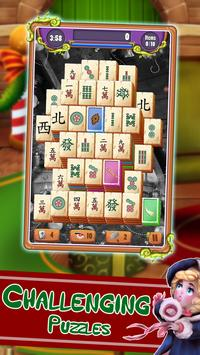 Christmas Mahjong screenshot 11