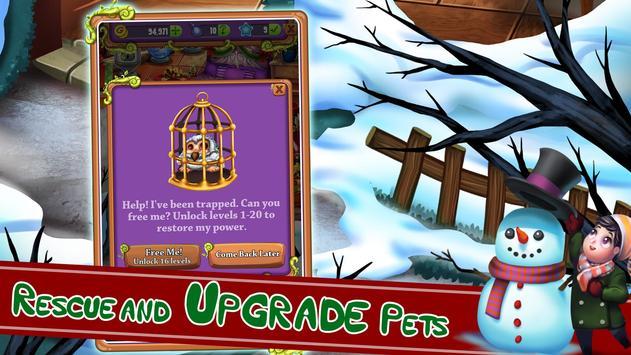 Christmas Mahjong screenshot 12