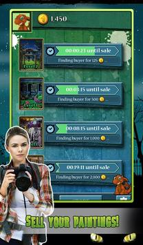 Hidden Layers: Haunted Mansion apk screenshot