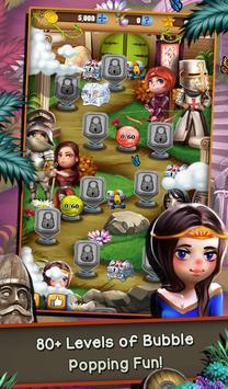 Bubble Burst Quest: Epic Heroes & Legends poster