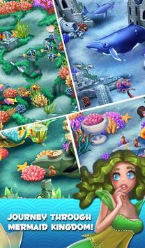 Bubble Pop Mermaids: Ocean Kingdom Adventure screenshot 11