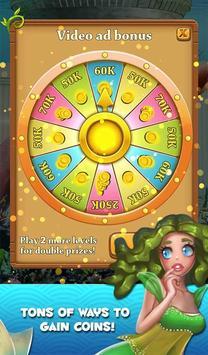 Bubble Pop Mermaids: Ocean Kingdom Adventure screenshot 15