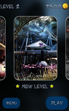 Hidden Pieces: Creepy Carnival apk screenshot
