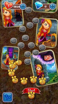 Match 3: Rapunzel poster