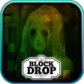 Block Drop: Haunted House icon