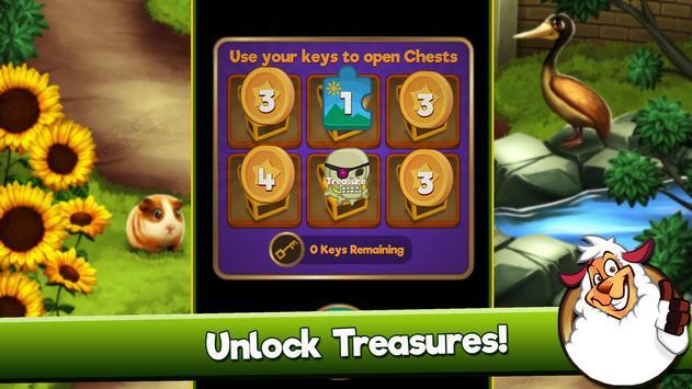Bingo Quest Winter Wonderland Garden screenshot 12