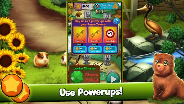 Bingo Quest Winter Wonderland Garden screenshot 4