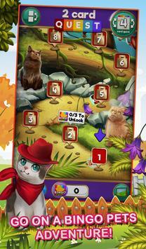 Bingo Pets Mania: Cat Craze poster