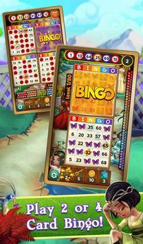 Bingo Magic Kingdom: Fairy Tale Story screenshot 7