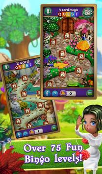 Bingo Magic Kingdom: Fairy Tale Story screenshot 14