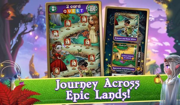 Bingo Magic Kingdom: Fairy Tale Story screenshot 16