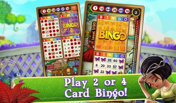 Bingo Magic Kingdom: Fairy Tale Story screenshot 1