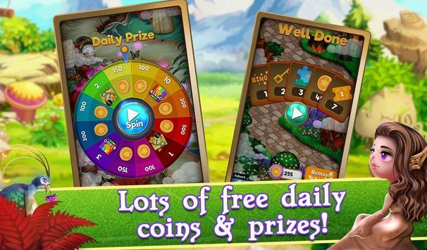 Bingo Magic Kingdom: Fairy Tale Story screenshot 2
