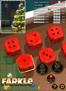 Farkle: O Christmas Tree screenshot 3
