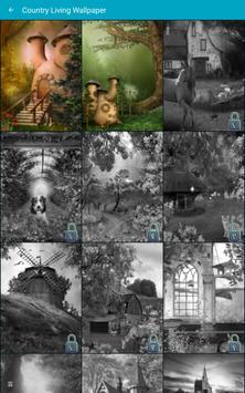 3D Wallpaper: Country Living screenshot 2