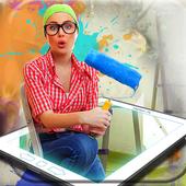 3D Wallpaper: Home Renovation icon
