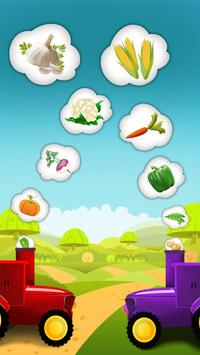 Learning Vegetables screenshot 8