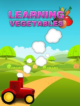 Learning Vegetables screenshot 10
