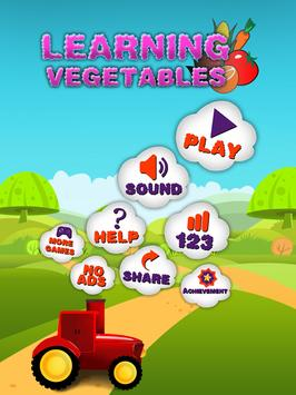 Learning Vegetables screenshot 11