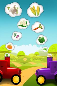 Learning Vegetables screenshot 2