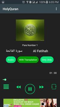 Holy Quran in Urdu Translation screenshot 2