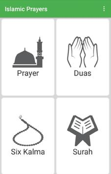 Islamic Prayers apk screenshot