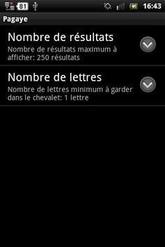 Pagaye apk screenshot