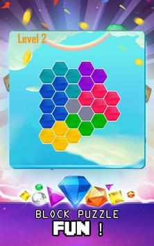 Block Hexa Puzzle screenshot 10