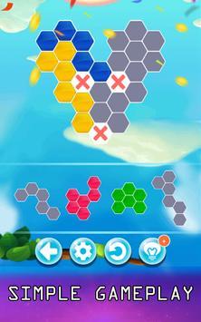 Block Hexa Puzzle screenshot 2